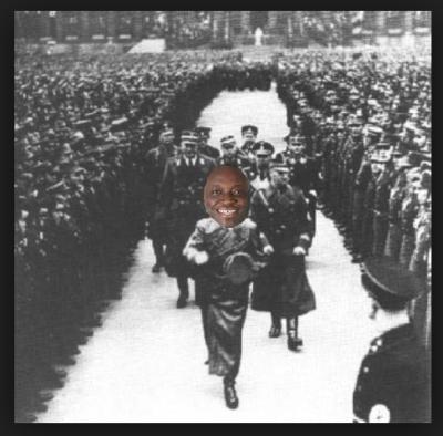 Oritsebemigho Eyeoyibo of the Neo Black Movement